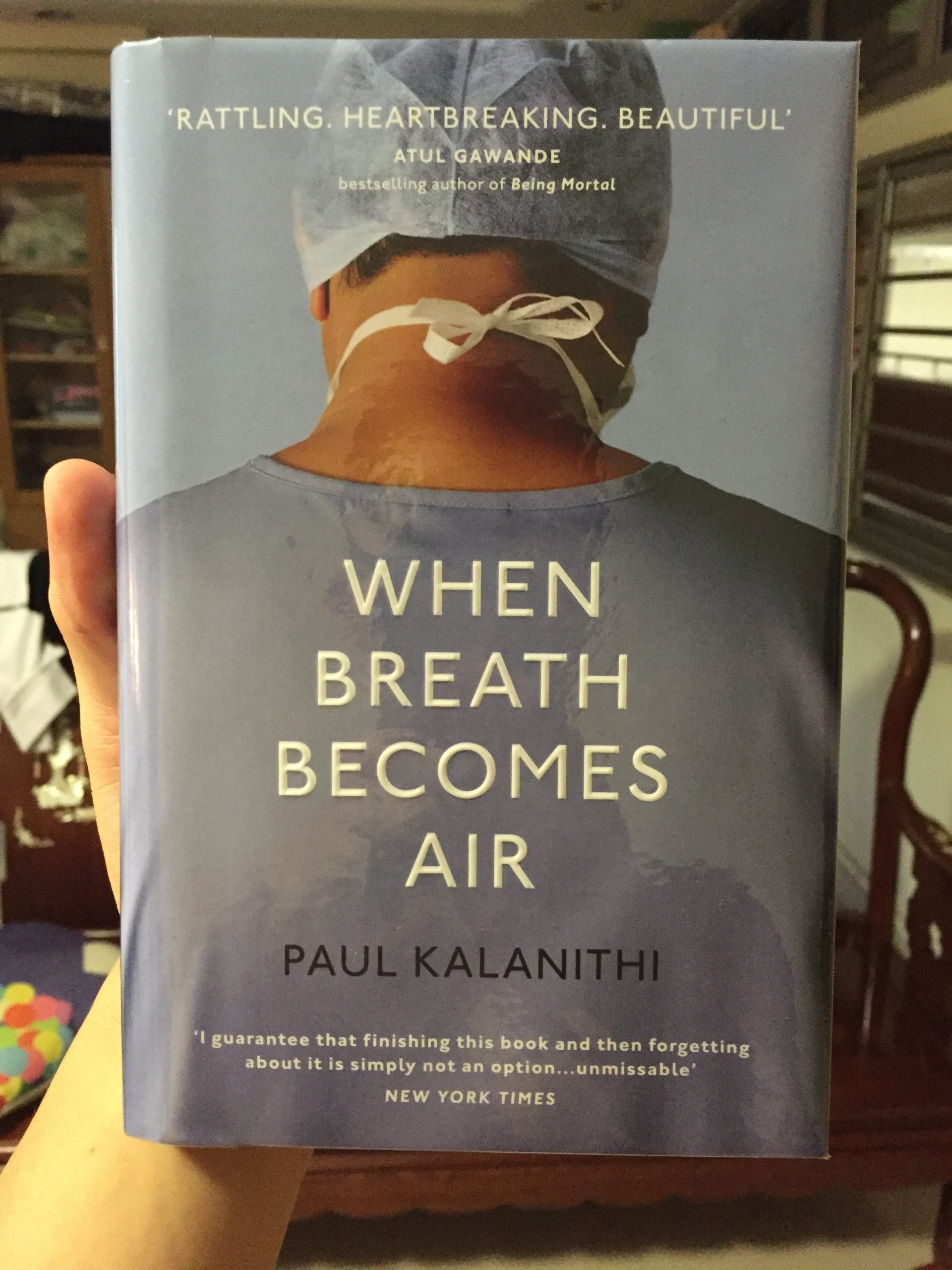 Feels: When Breath Becomes Air